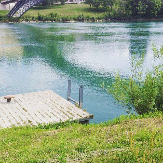 Comme une envie de prendre le large en se promenant sur les Quais du Rhône à Lyon !