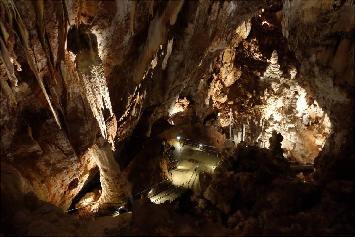 Grotte Chauvet, Grand Aven d'Orgnac & Cité de la Préhistoire !