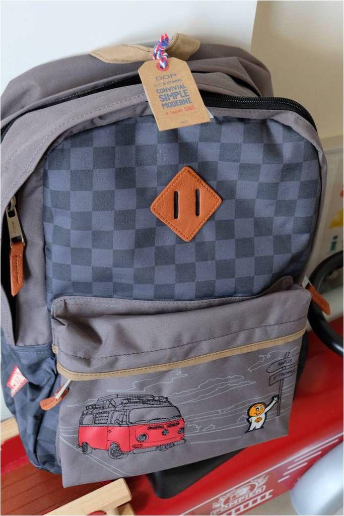 DDP : de beaux sacs scolaires et cartables ! [Samedi Mode] et concours