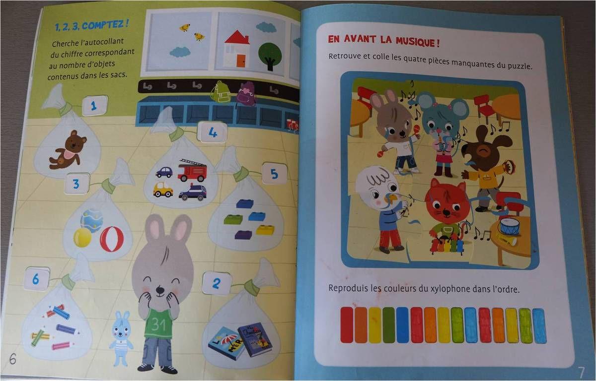 Cahiers d'activités & tablette de voyage pour occuper les enfants {concours}