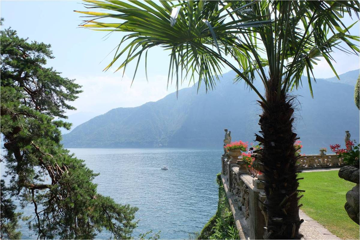 La villa Balbianello, Star Wars et James Bond
