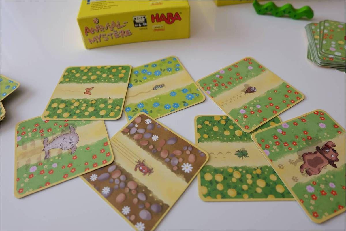 Sur les cartes, on peut voir les traces laissés par les animaux sur le chemin, ça aide à mimer et à reconaître la démarche de l'animal en question !
