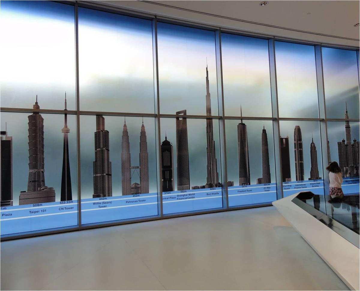 Visite at the top de Burj Khalifa, Dubaï