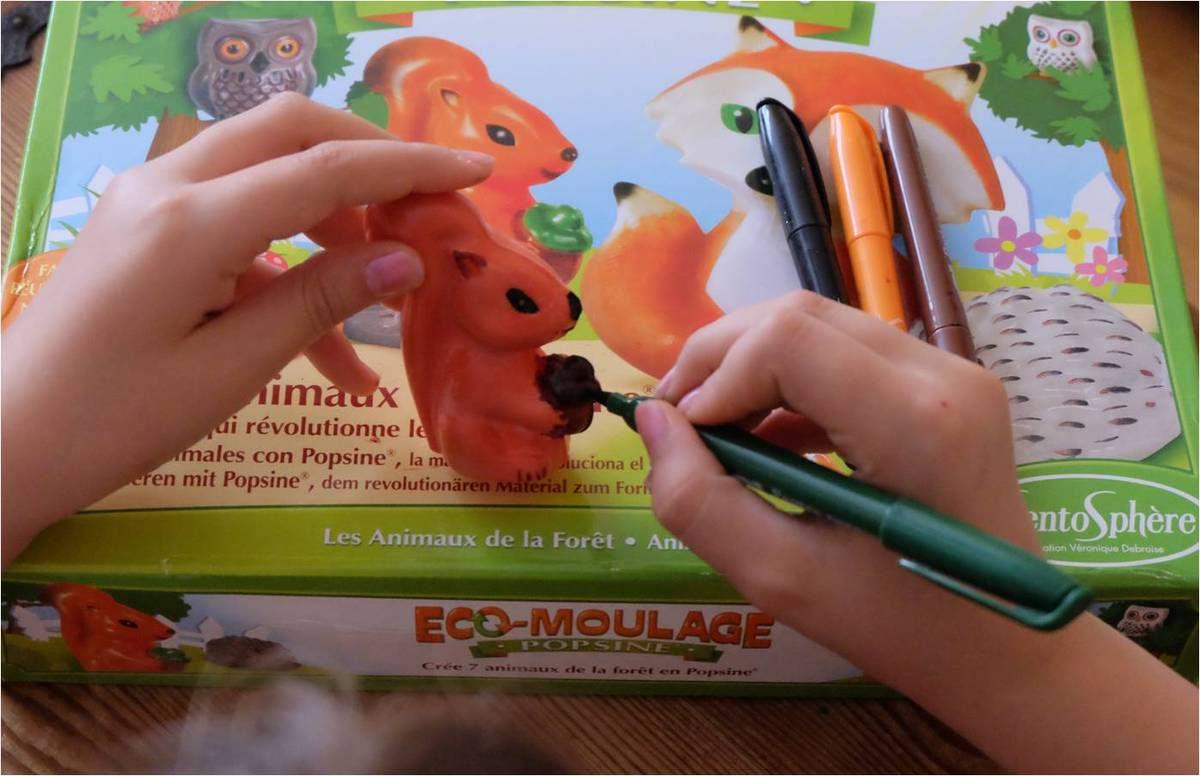 Quand le moulage devient un jeu d'enfant ! 👀 Popsine Sentosphère