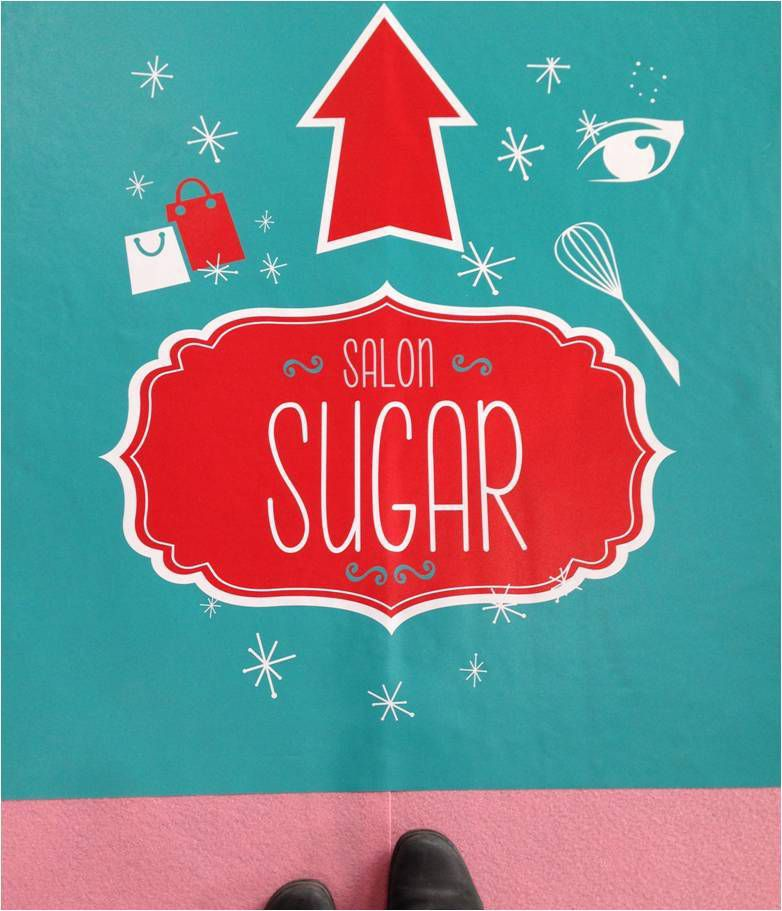 Un tour au Salon Sugar de Lyon