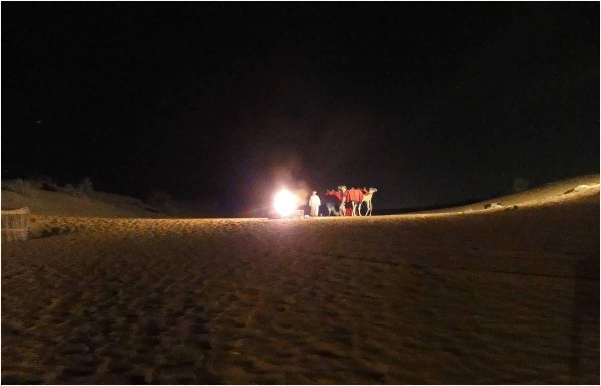 Dubai by night : croisière ou soirée dans le désert ?!