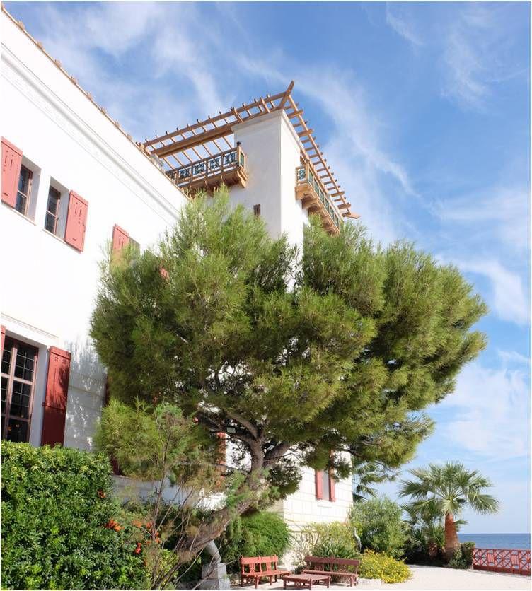 Visite contée à la Villa Grecque Kerylos