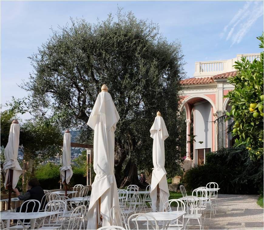 Villa et jardins Ephrussi de Rothschild en visite contée