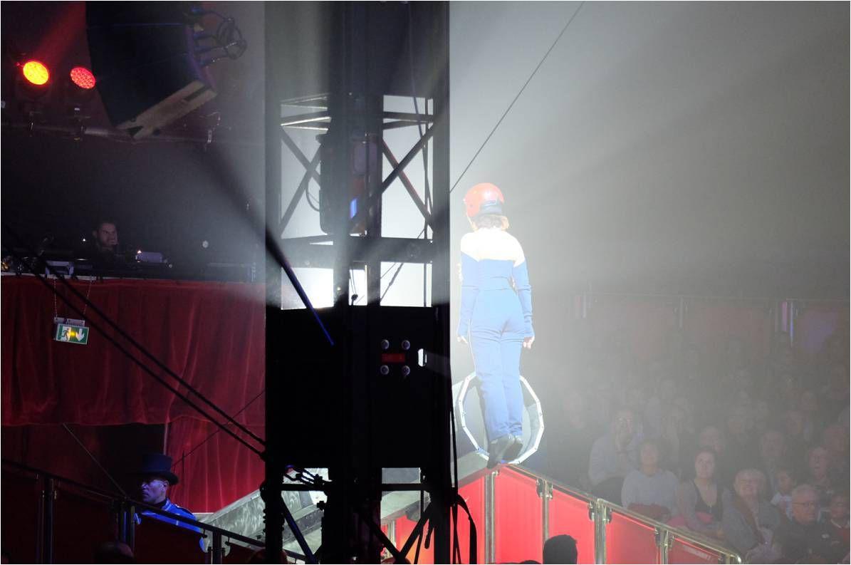 Le Cirque Bouglione en tournée !