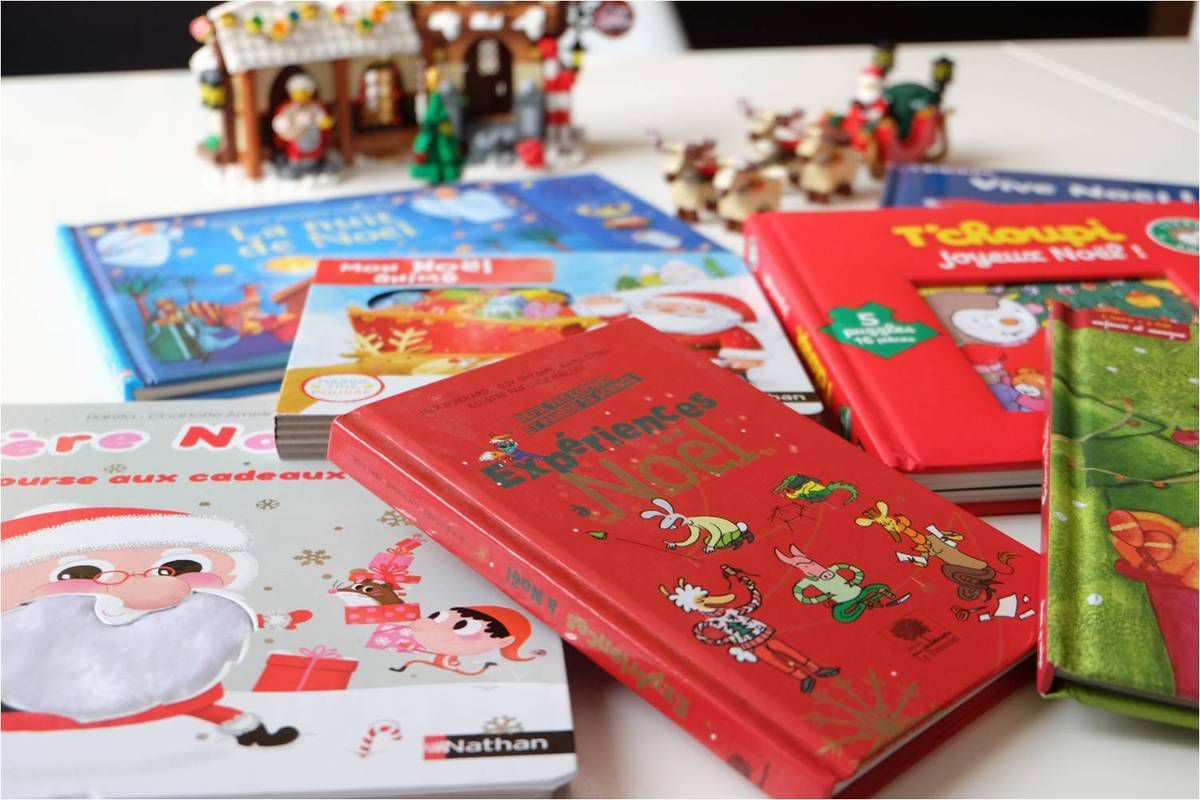 Nos lectures de Noël ! 🎅🎄🎁