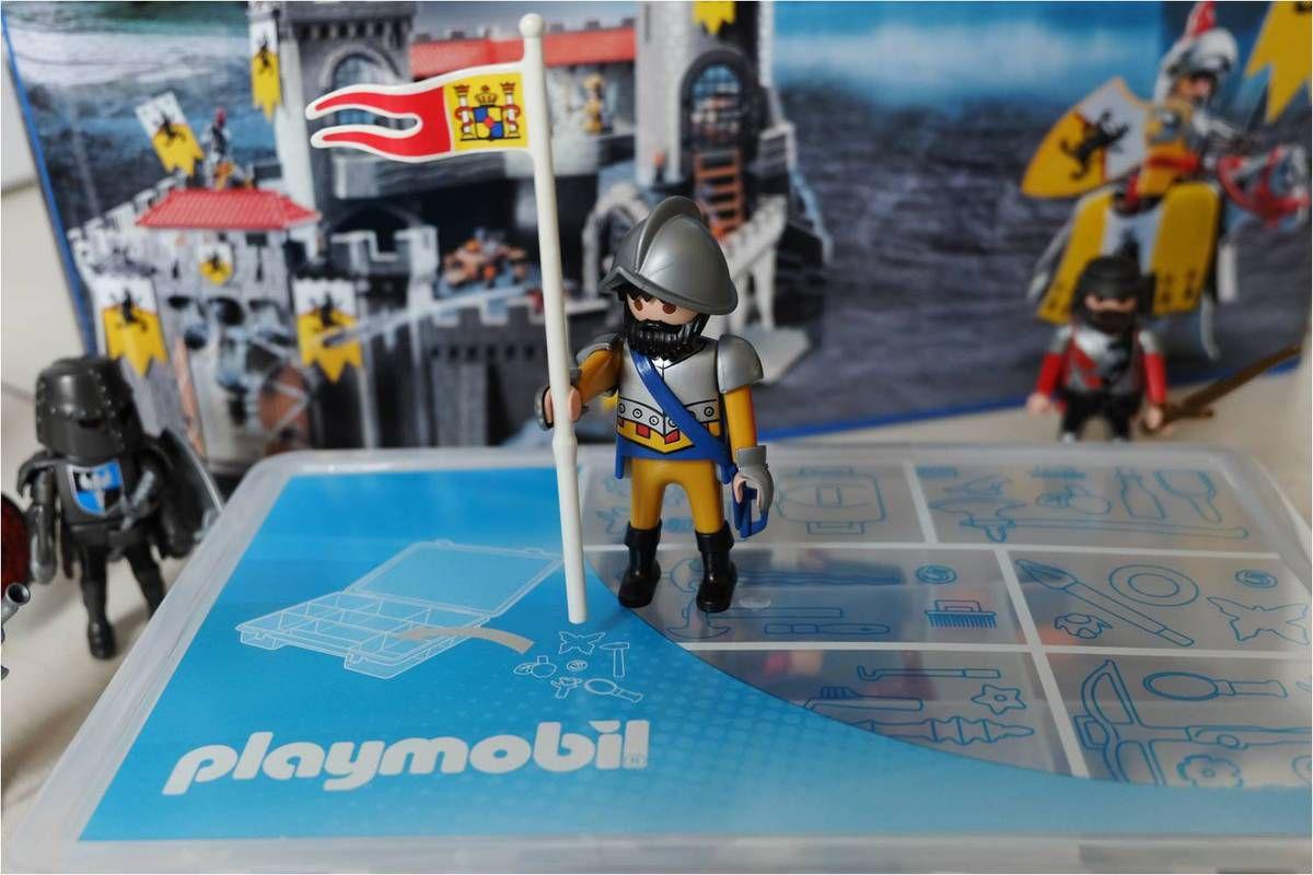 Comment ranger les Playmobil ? {concours}