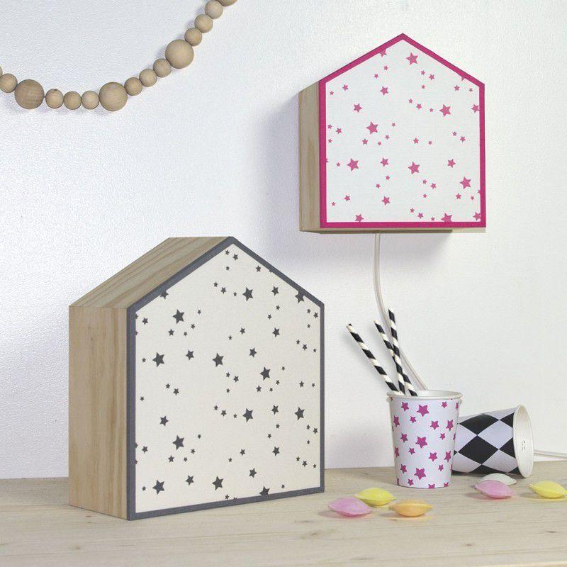 Coup de ♥ pour la lampe Little House loupiote