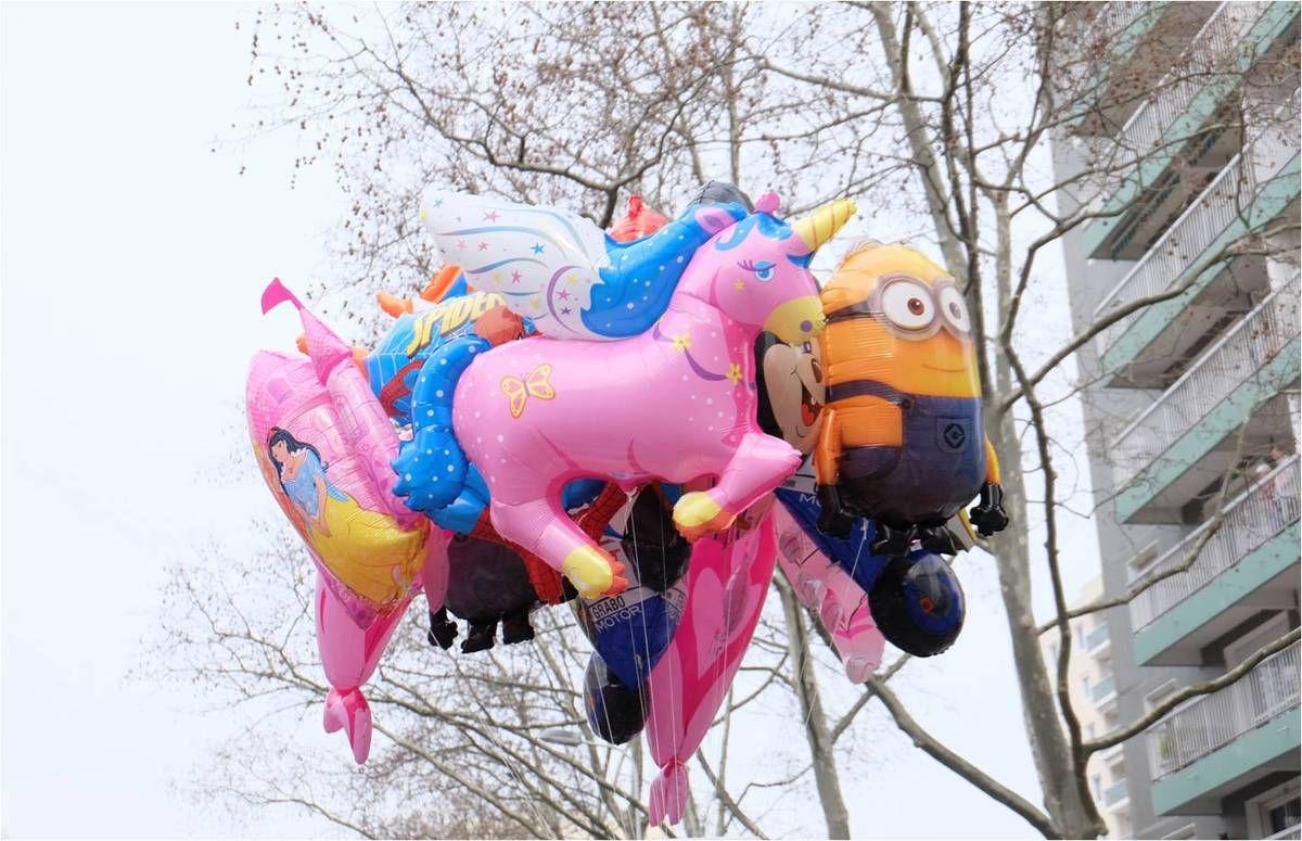 Au Carnaval de Lyon Gerland !