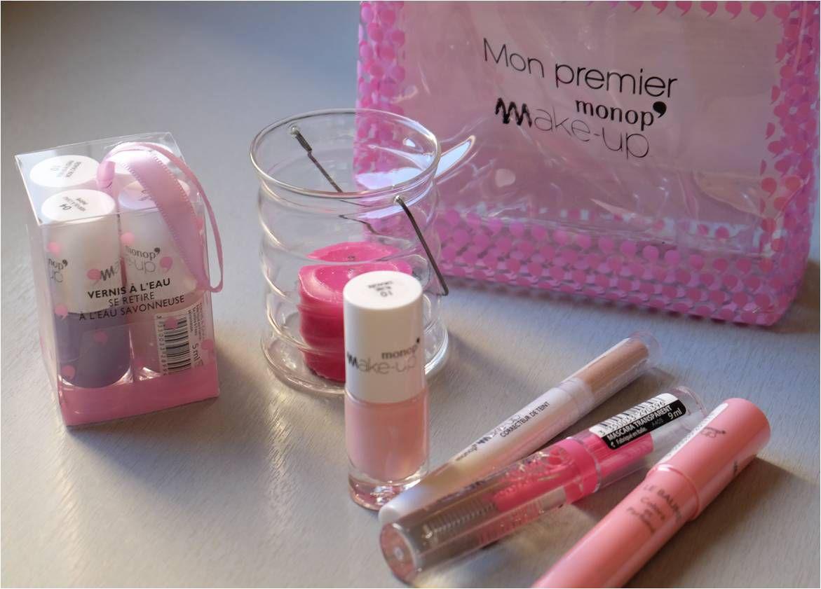 Des produits de beauté pour les petites filles 💅
