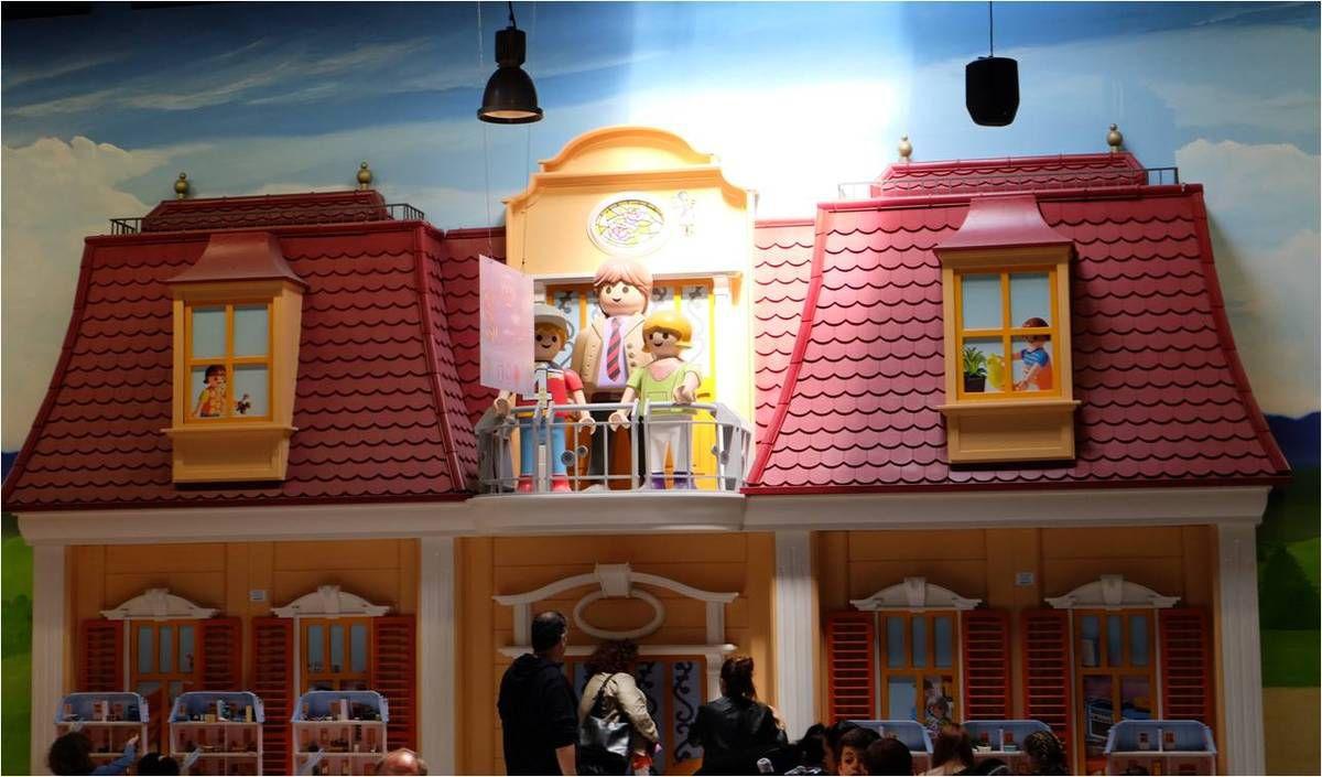 Playmobil FunPark & Parfums Super 4 !