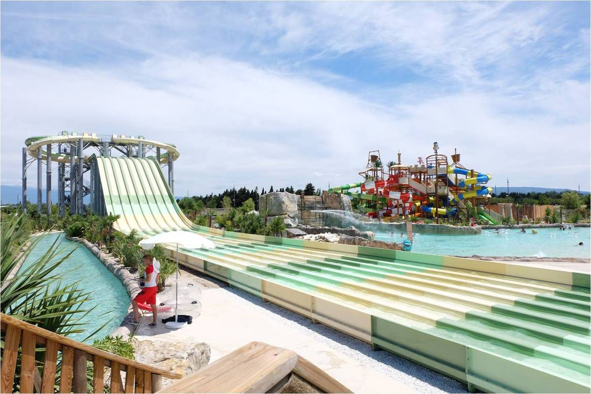 Splashworld, le super parc aquatique en Provence !