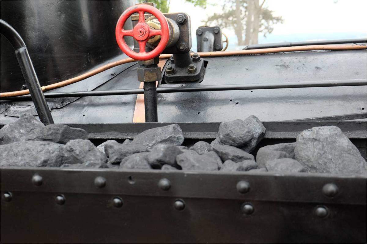 Du charbon !