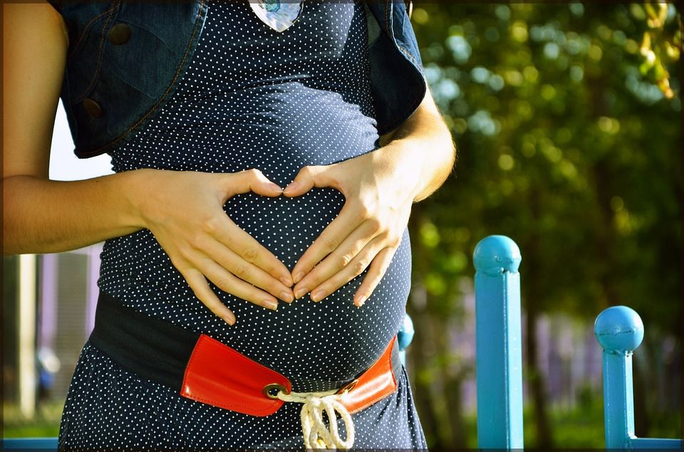La grossesse, c'est super !
