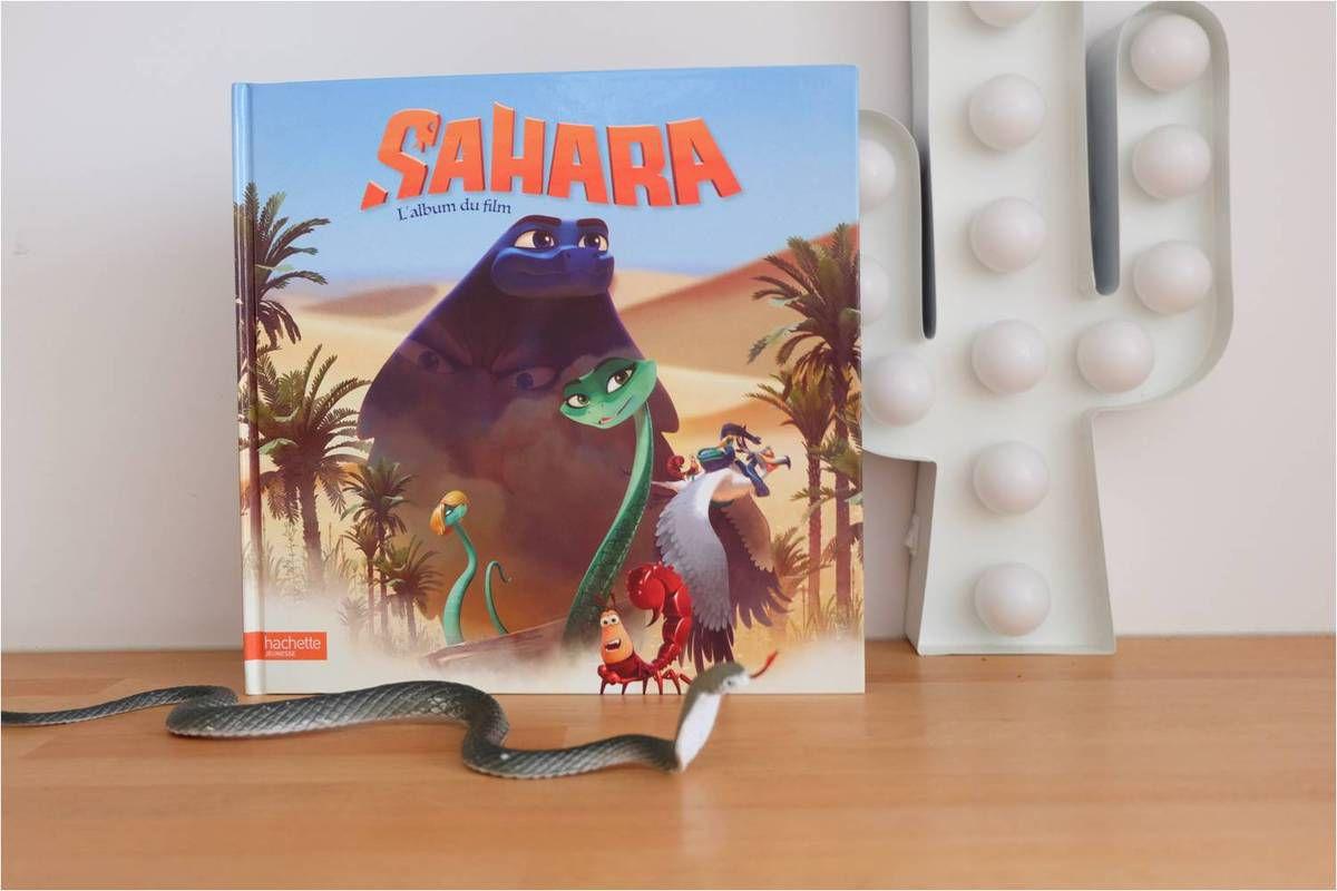 Sahara, le film et l'album 🐍