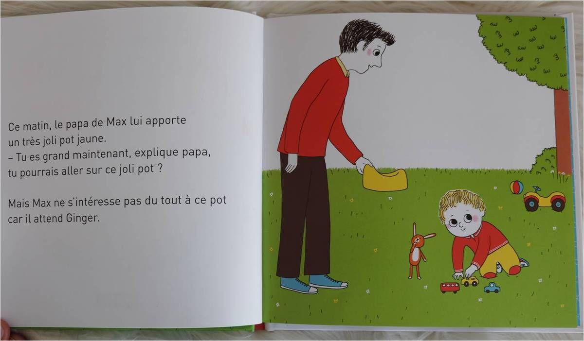Max et Lapin, super livres pour les tout-petits dès 2 ans