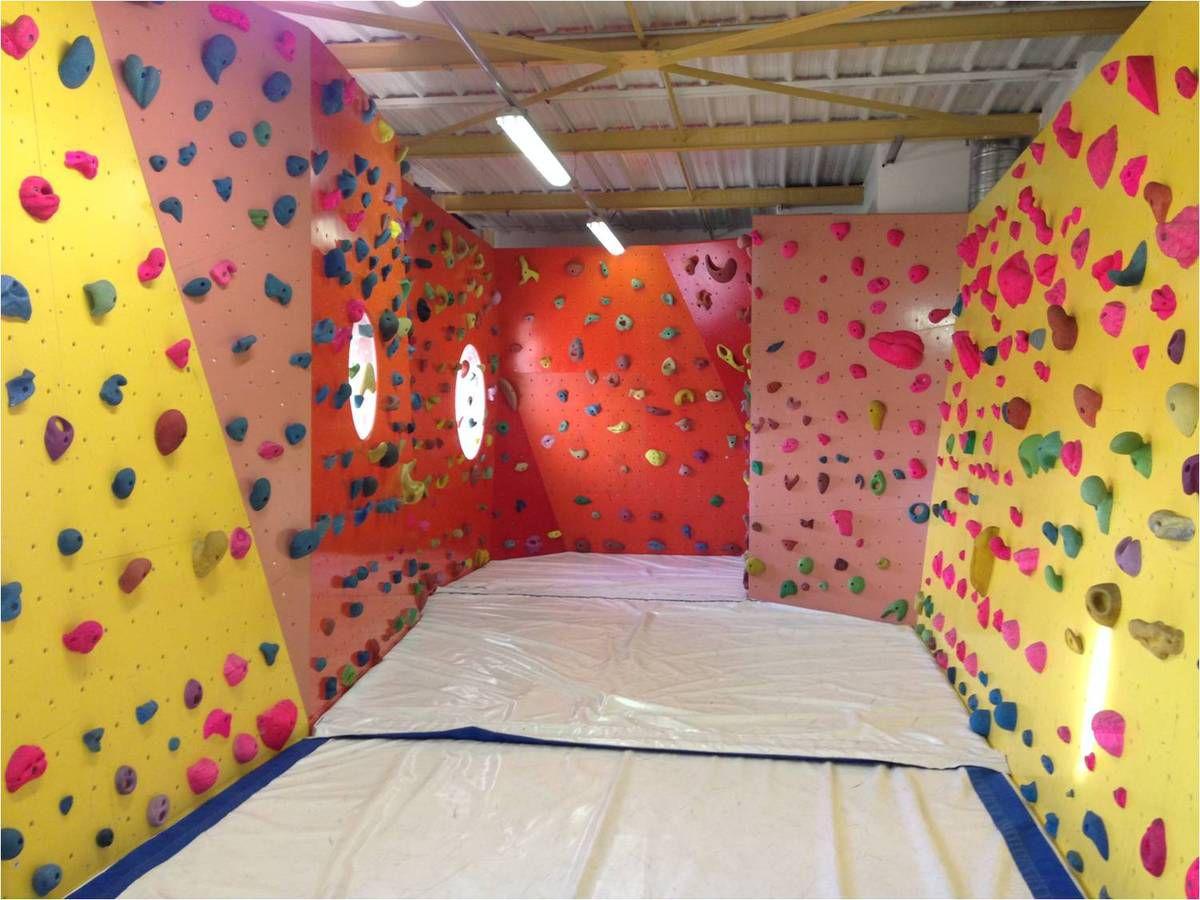 L'espace enfants de la salle MRoc2 à Villeurbanne