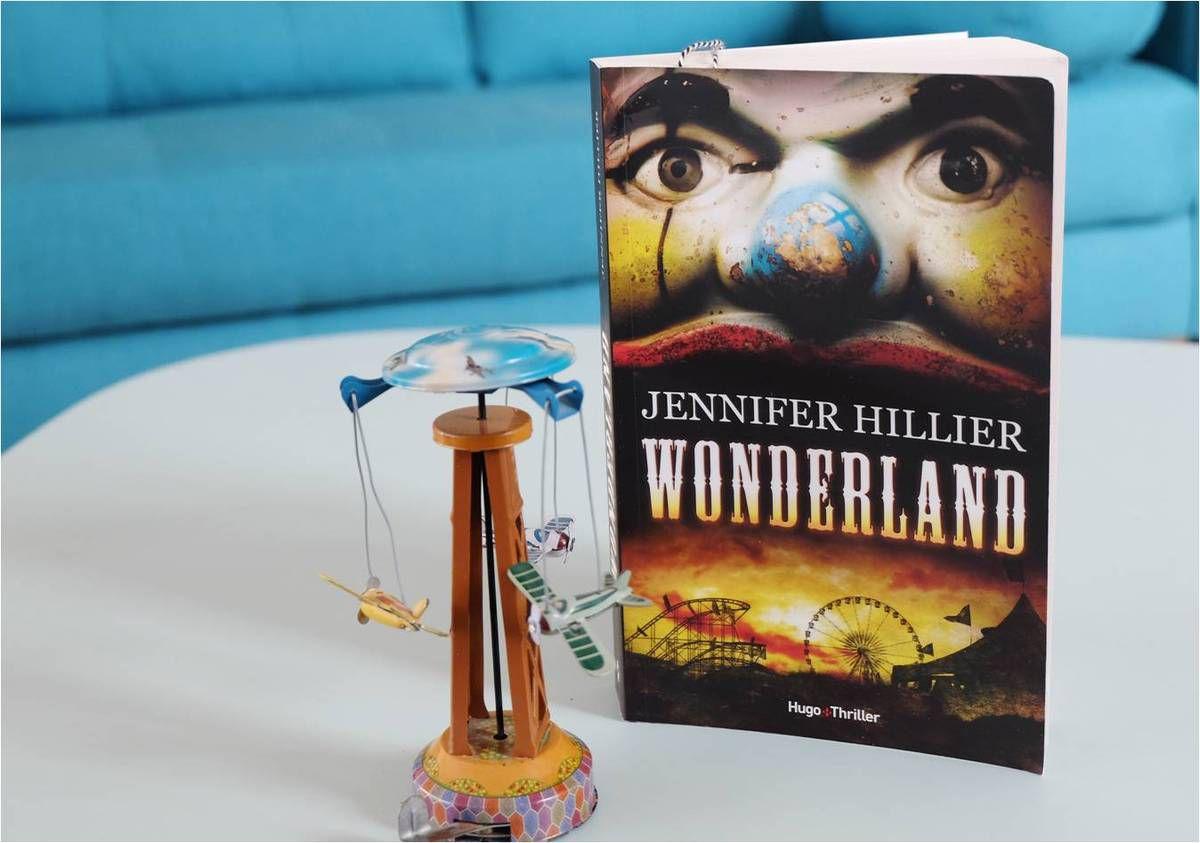 Wonderland, thriller dans un parc d'attractions 🎡