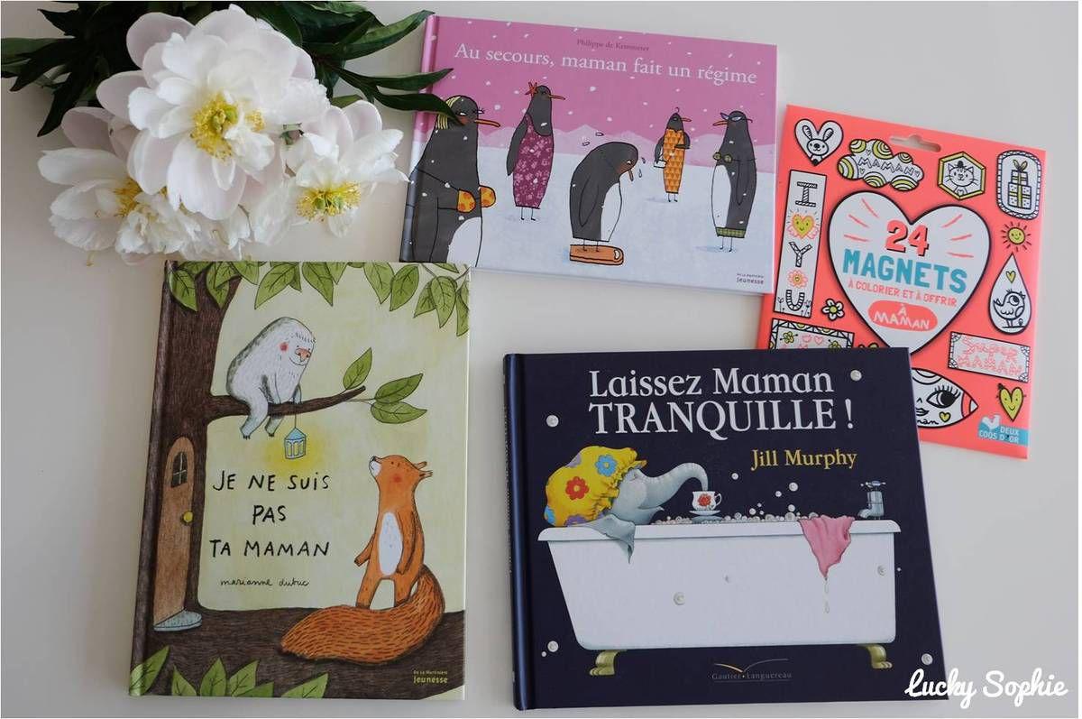 Livres enfants : sélection spéciale Maman !