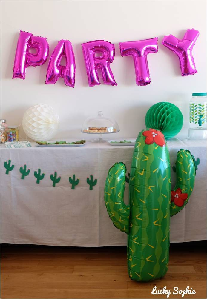 Cactus party ! 🌵