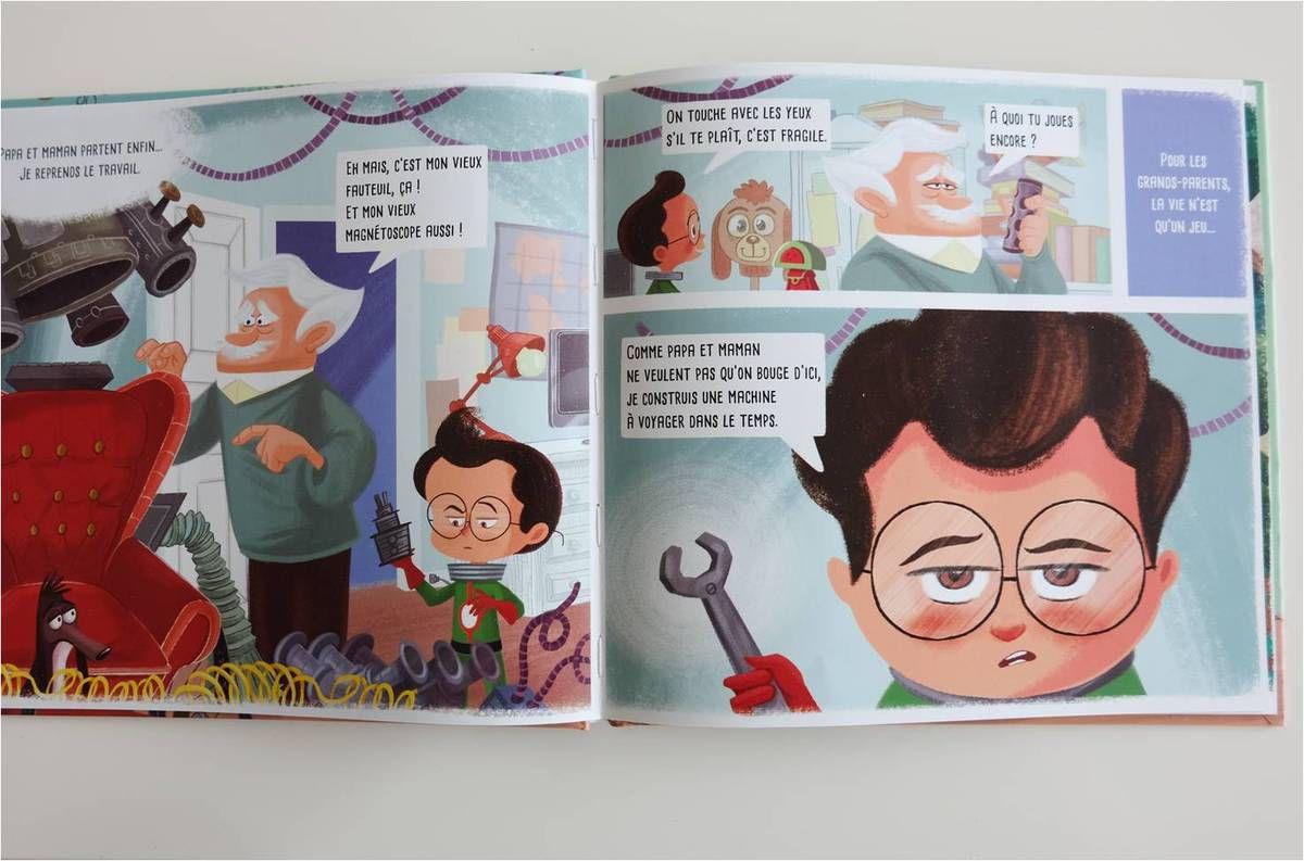 Livres enfants : sélection spéciale papi