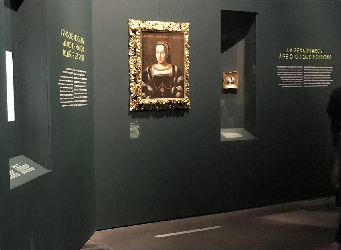 Expo Venenum au Musée des Confluences & BD
