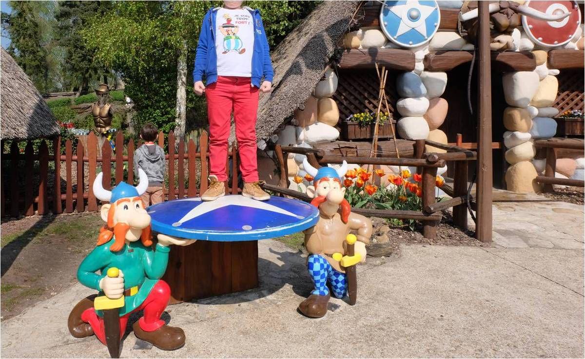 Cet été au Parc Astérix ! {concours}