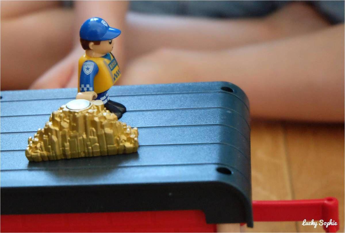Mettre l'or en sécurité sur le toit ?