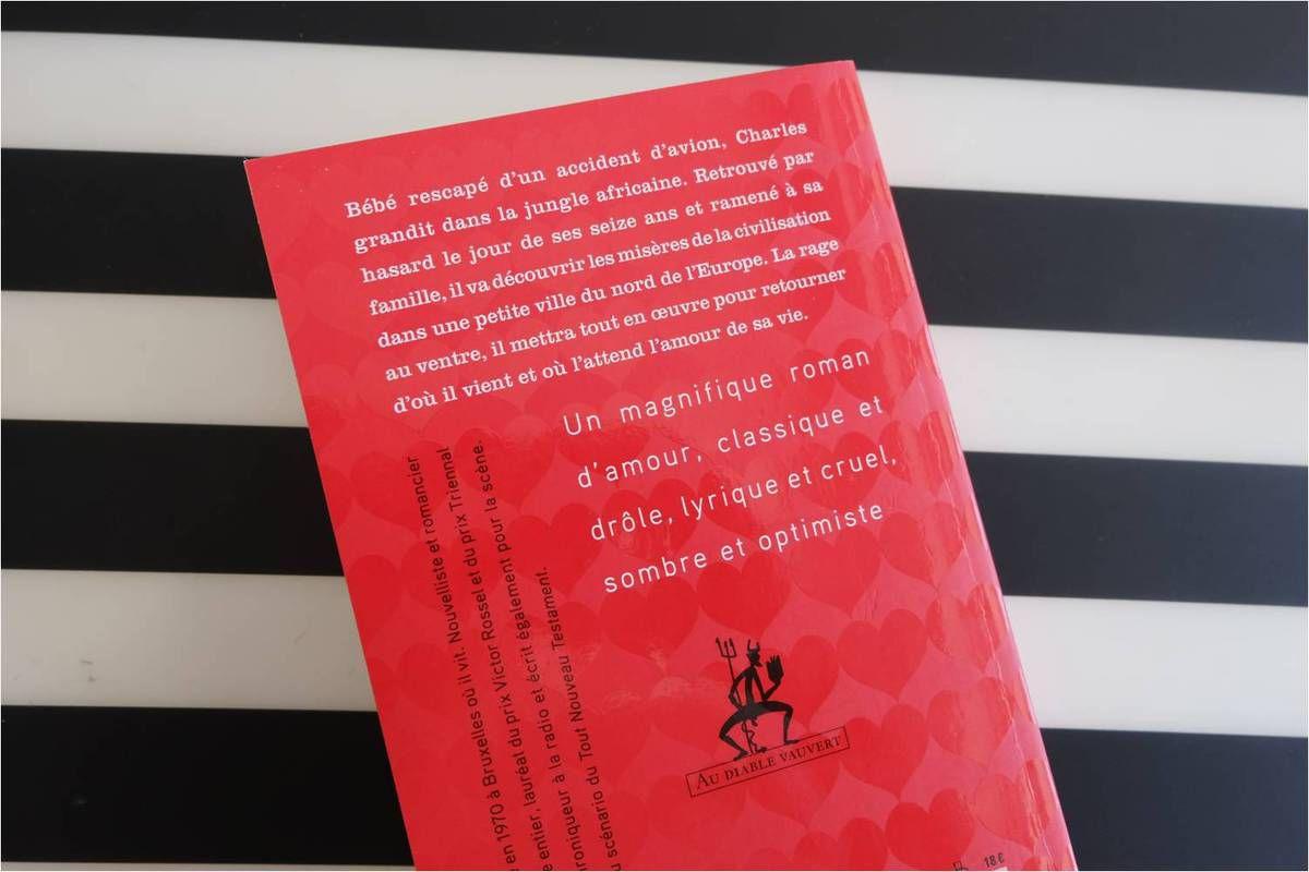 La vie sauvage, roman (noir) d'amour