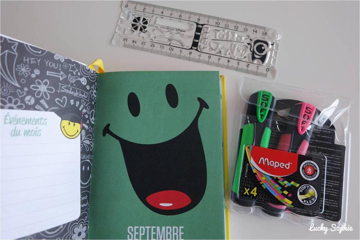 Fournitures scolaires : des produits malins Maped !