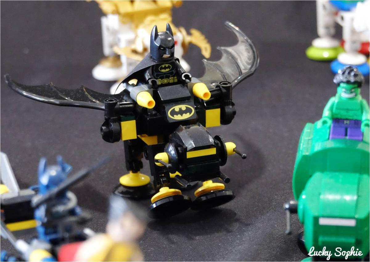 Briqu'Expo Rhône-Alpes, rdv des amoureux de Lego