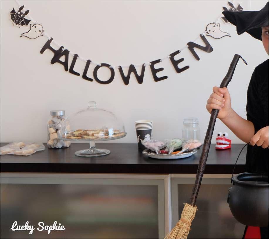 Halloween 👻 goûter et chasse au trésor !