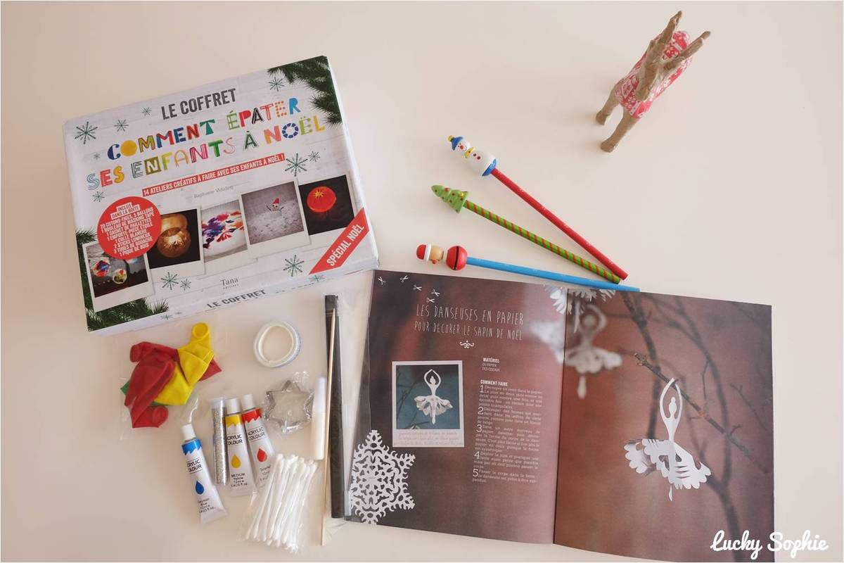 24 activités créatives de Noël avec les enfants DIY