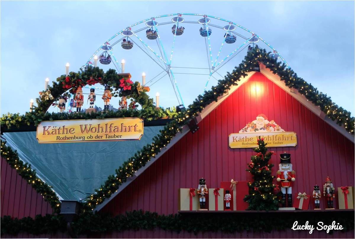 Montreux Noël, joli marché sur les rives du Léman