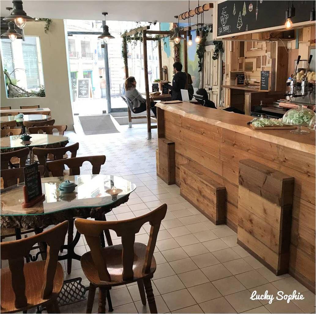 Le Perko, café instagrammable à Lyon