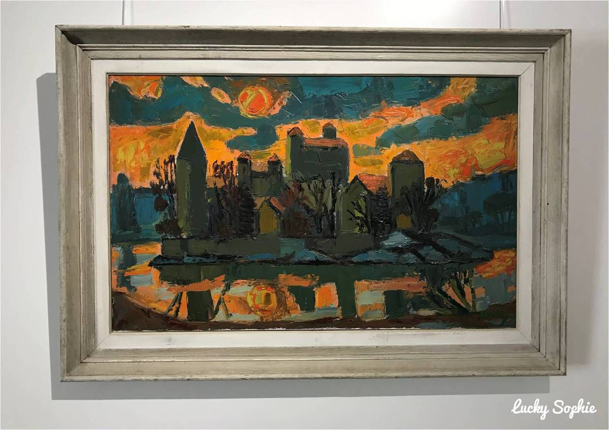 Musée Jean Couty, peintre lyonnais