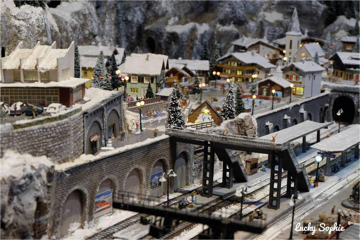 Musée du train miniature, Chatillon-sur-Chalaronne