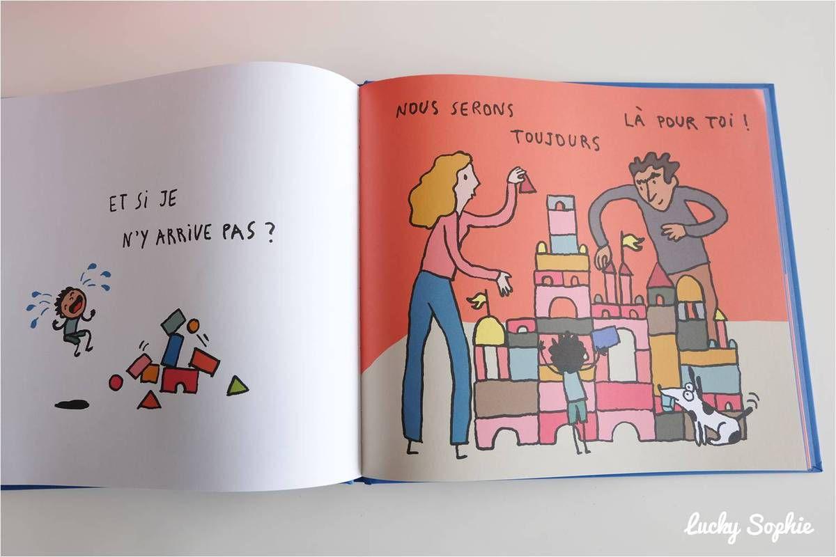 Livres enfants : la famille sur qui compter et les règles de vie