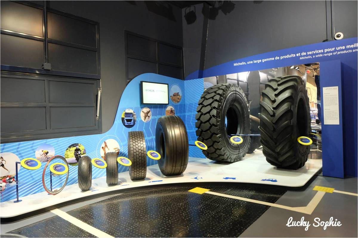 L'Aventure Michelin : Bibendum a son musée !