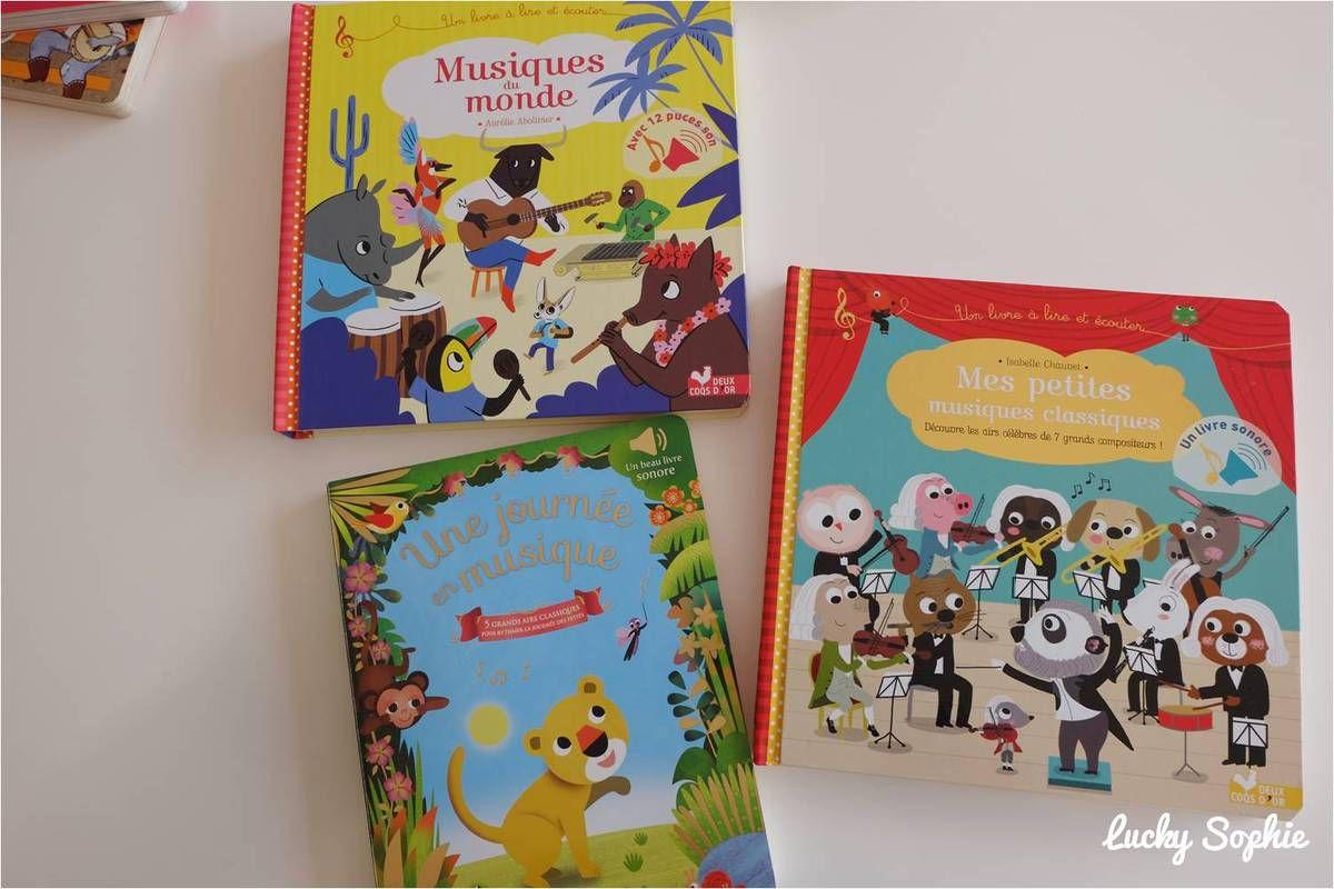 Des livres pour aimer et découvrir la musique #2