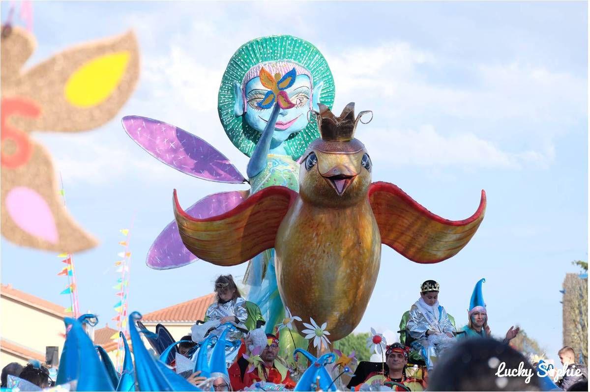 Au 50e Carnaval de Saint Pierre de Chandieu