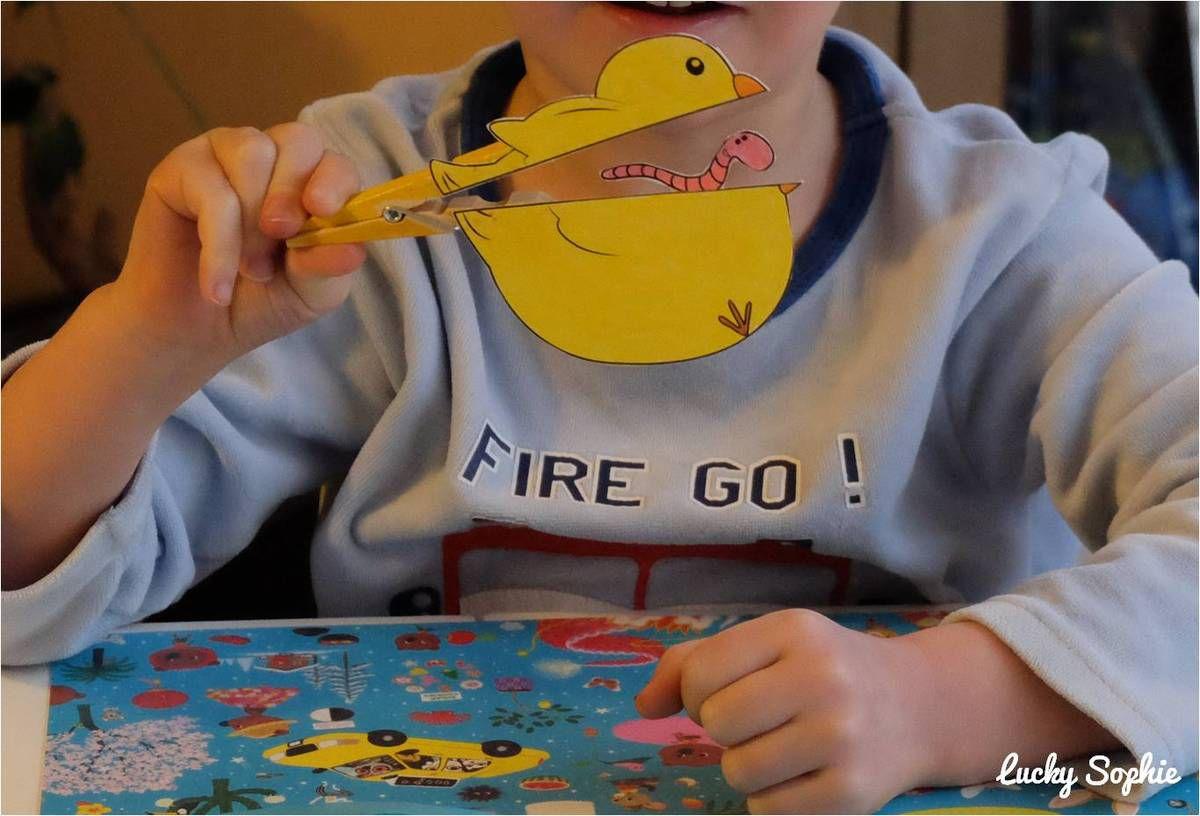 Bricolages de Pâques des enfants 🐣