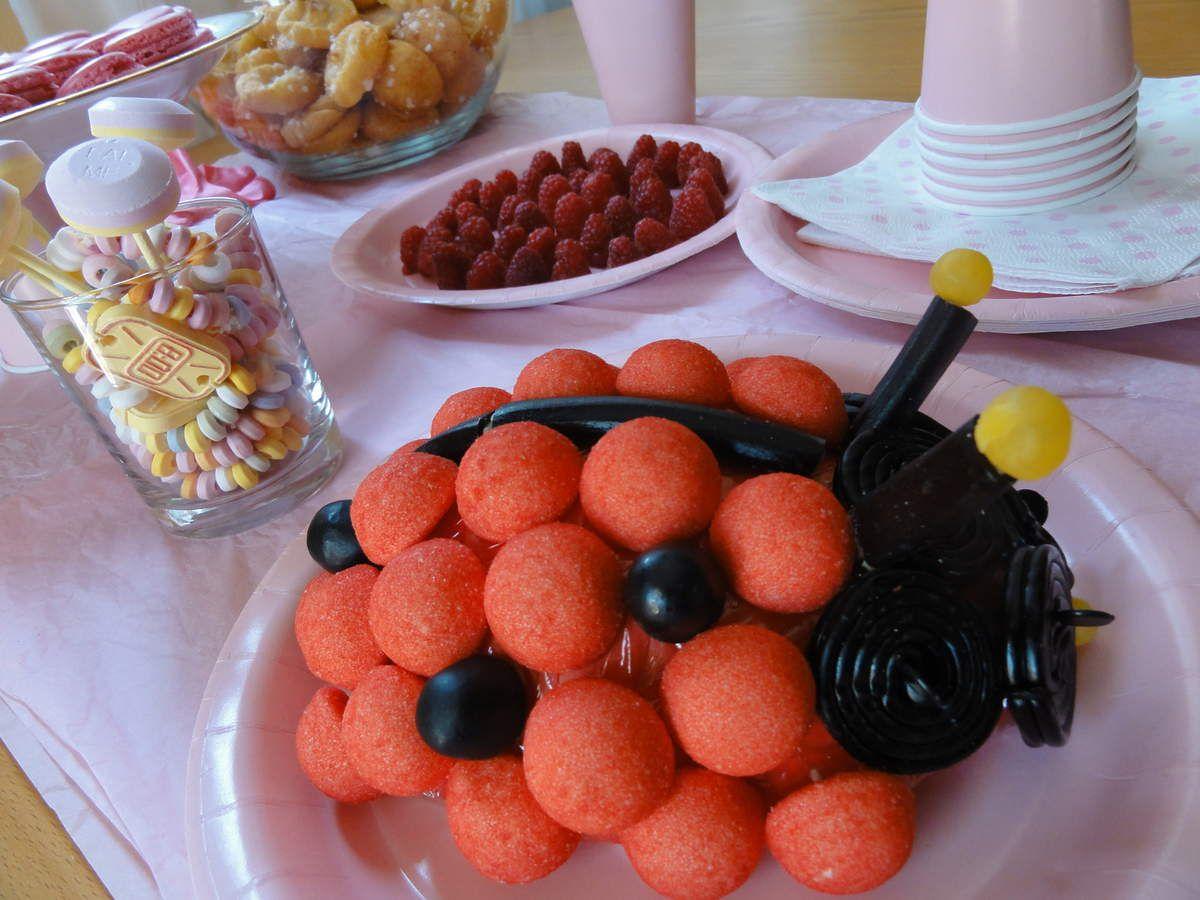 Sweet table d'anniversaire rose : idées express !