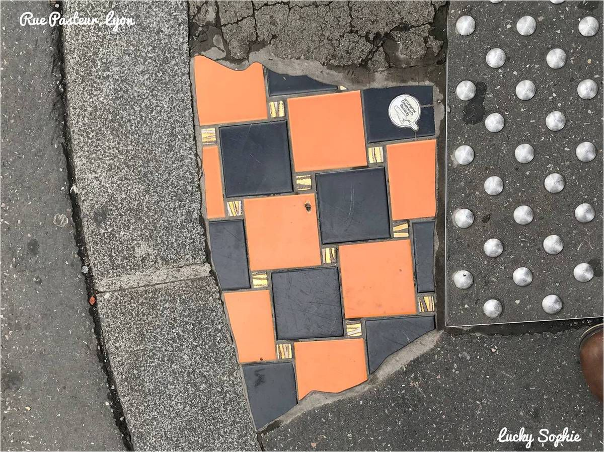 Encore un rue Pasteur également !