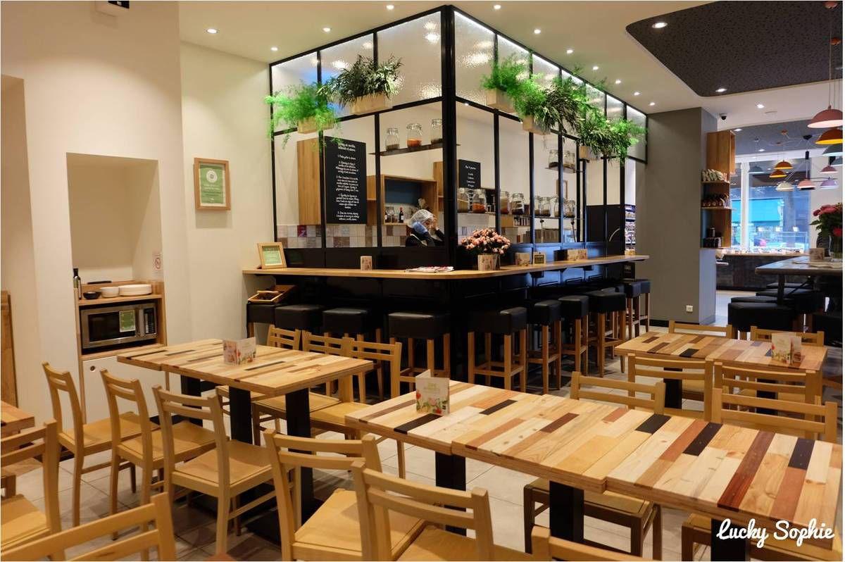 Les restaurants Exki à Lyon 🥕