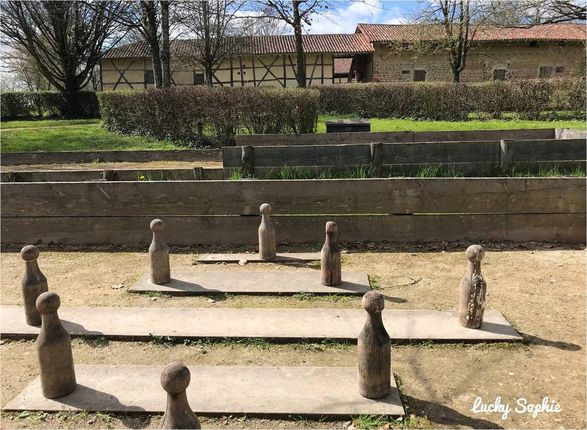 Chasse aux oeufs au Musée de la Bresse